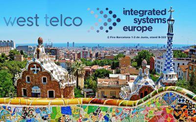 Te esperamos en el ISE 2021 los días 1 y 2 de junio en la Fira de Barcelona