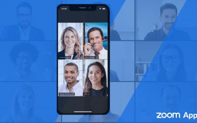 Zoom, primera App de soluciones de videoconferencia en número de descargas
